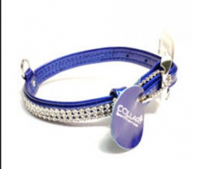 "Ошейник ""CoLLaR brilliance"" blue"